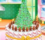 How To Make A Christmas Cake